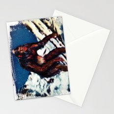 Bigfoot is Real Stationery Cards