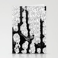 Old Ladies Stationery Cards