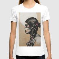 native T-shirts featuring Native by Mo Baretta