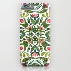 Little Red Riding Hood mandala iPhone 6 Slim Case