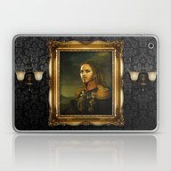 Tim Minchin - Replacefac… Laptop & iPad Skin