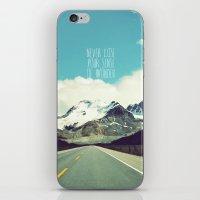 never lose your sense of wonder iPhone & iPod Skin