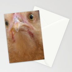 Chicken Face Stationery Cards