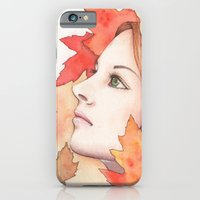 iPhone & iPod Case featuring Equinox by Jessica April
