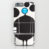 robot iPhone & iPod Cases featuring robot by alex eben meyer