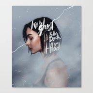 Songs XVI Canvas Print