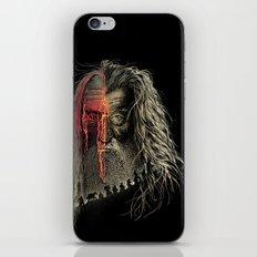 Evil Border iPhone & iPod Skin