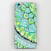 Sharpie Doodle 3 iPhone & iPod Skin