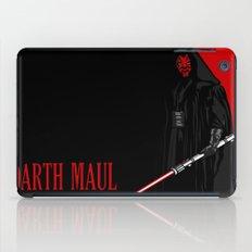Darth Maul, Say Goodnight To the Badguy iPad Case