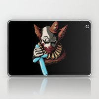 Clowns are Evil Laptop & iPad Skin
