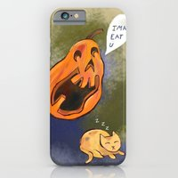 Kitty watch out! iPhone 6 Slim Case