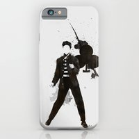 King of Clubs iPhone 6 Slim Case