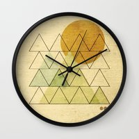 In Harmony Wall Clock