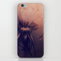 Dreamy downs iPhone & iPod Skin