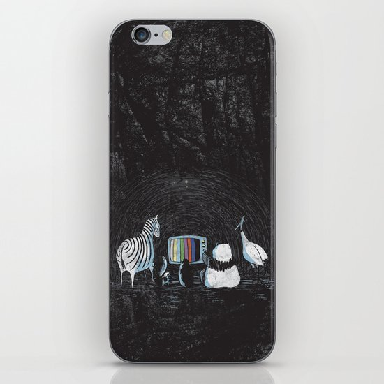 Now in Technicolour... iPhone & iPod Skin