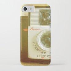 Travel Photographer iPhone 7 Slim Case