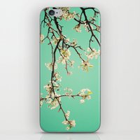 Beautiful inspiration! iPhone & iPod Skin