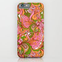 Abstract nature iPhone 6 Slim Case