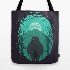 Scary Monsters and Nice Sprites Tote Bag