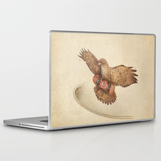 Hawk Laptop & iPad Skin