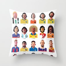 Playmakers Throw Pillow