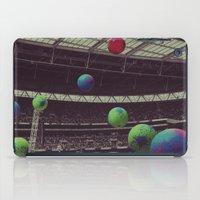 Coldplay At Wembley iPad Case