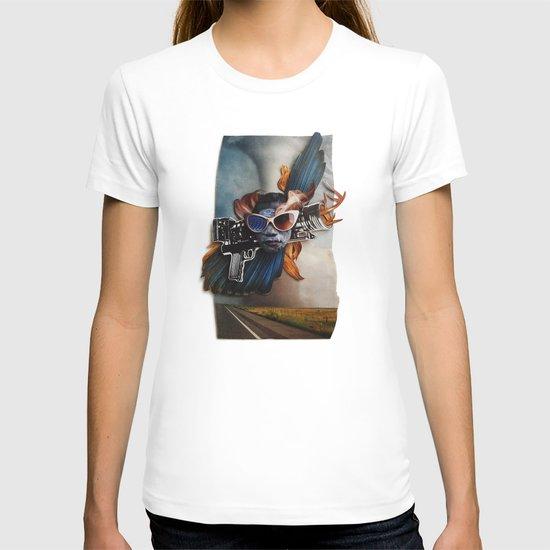 Restless Spirit | Collage T-shirt
