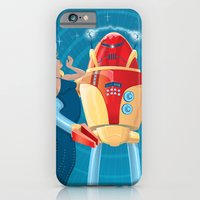 iPhone & iPod Case featuring Take No Prisoners by Brian Walline
