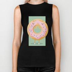 Donut Biker Tank