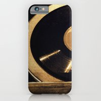 vintage music iPhone 6 Slim Case