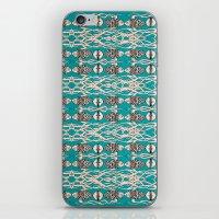 Underwater Pattern iPhone & iPod Skin