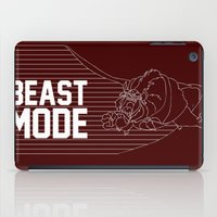 Beast Mode iPad Case