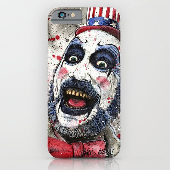 Captain Spaulding -The Devil's Rejects iPhone & iPod Case