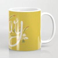 Play - Yellow Mug