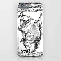 Mouse in a Jar iPhone 6 Slim Case