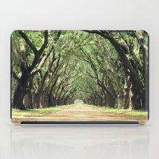 Canopy of Oaks iPad Case