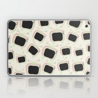 Retro Tv Pattern Laptop & iPad Skin