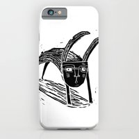 iPhone & iPod Case featuring H A S E 1 by Anne Wenkel // Illustration & Fine Art