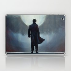 The Side of Angels Laptop & iPad Skin