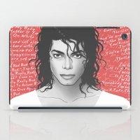 MJ iPad Case