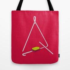 Triangle Hero Tote Bag