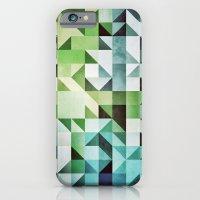 :: Geometric Maze II :: iPhone 6 Slim Case