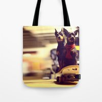 Skaterdogs Tote Bag