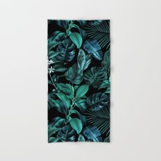 Tropical Garden Hand & Bath Towel