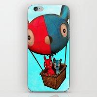 Yoo & Mee iPhone & iPod Skin