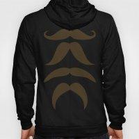Mustache Love Hoody