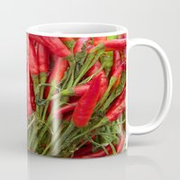Red Peppers Mug
