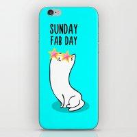 Sunday Fab Day! iPhone & iPod Skin