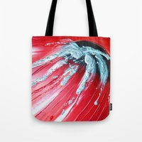 Acrylic Abstract on Canvas 4 Tote Bag