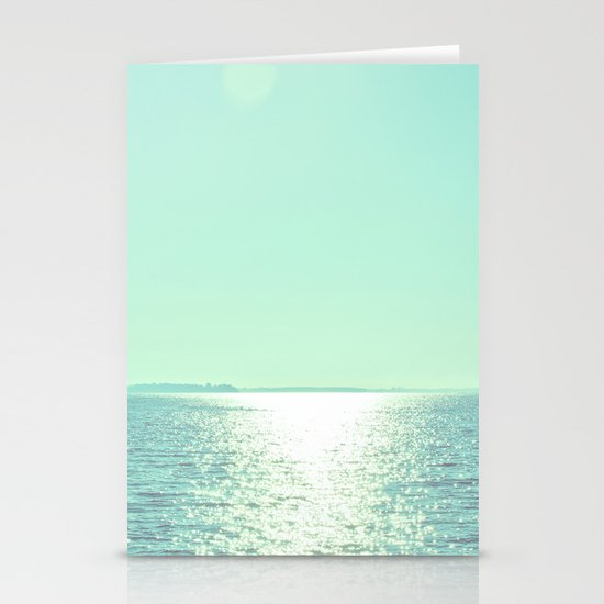 Summer Shine Stationery Card
